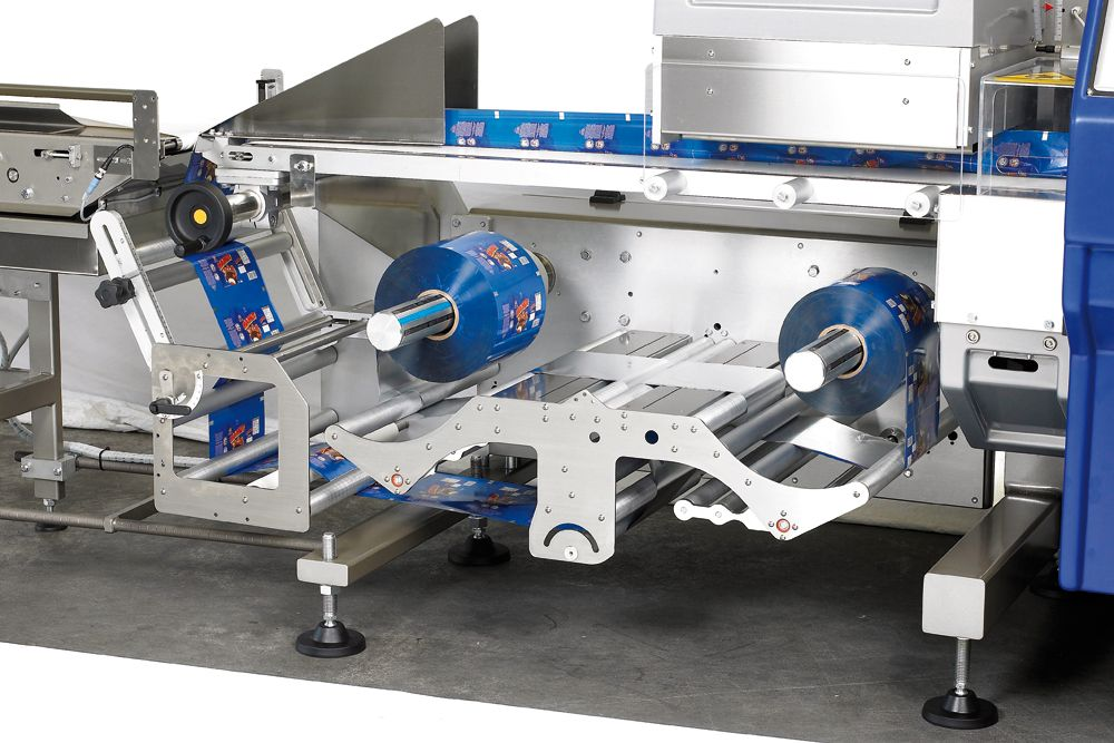 WRAPPING MACHINE GSP 65 EVO