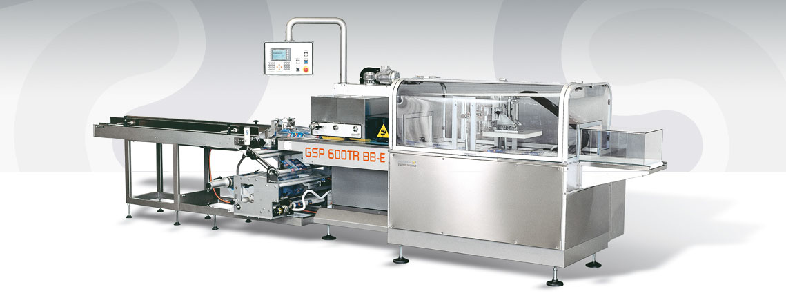 WRAPPING MACHINE GSP 600 TR BB-E